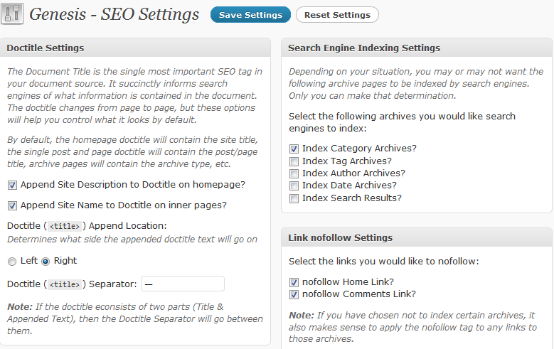 seosettings