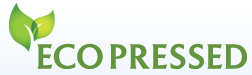 eco pressed logo