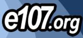 e107 Logo