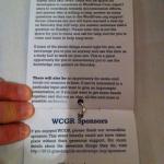 WCGR Badge 5