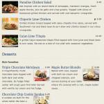 Easy Restaurant Menu Manager