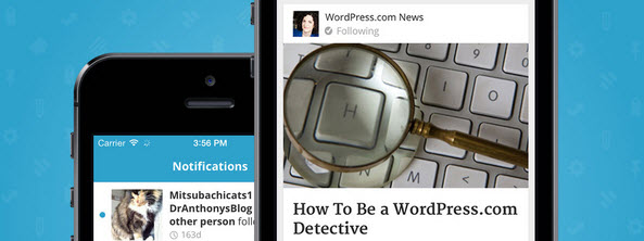 WordPress For iOS7 Featured Image