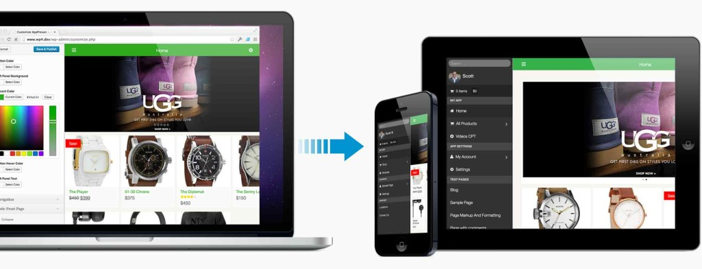 AppPresser Launches First Mobile App Development Framework For WordPress