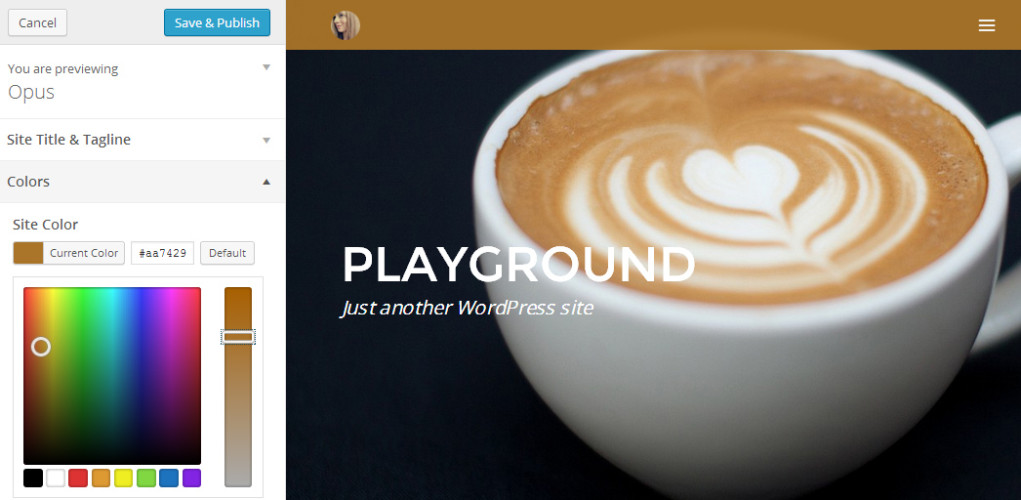 Opus: A Free WordPress Blogging Theme With A Big Personality