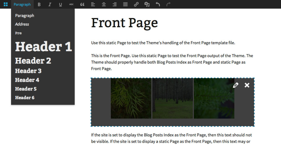 WordPress Front-end Editor Plugin Gets Major Updates