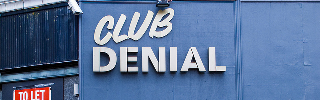Club Denial Featured Image