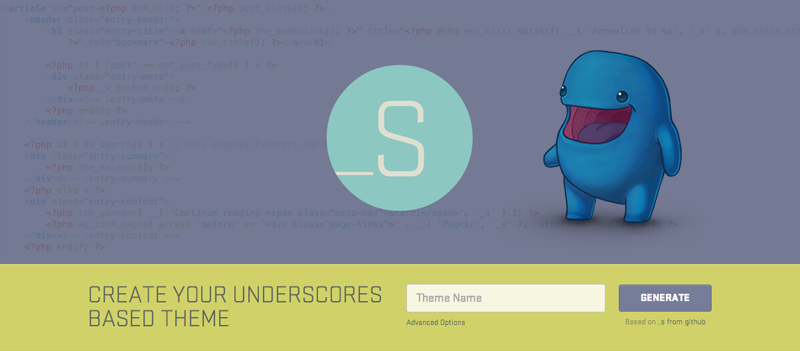 Underscores for EDD: A Free Starter Theme for Easy Digital Downloads