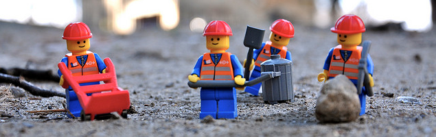 Visual Site Builder Lego Featured Image