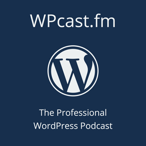 The Logo For WPcast.fm