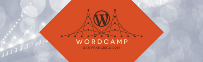 WordCamp San Francisco 2014 Header Image