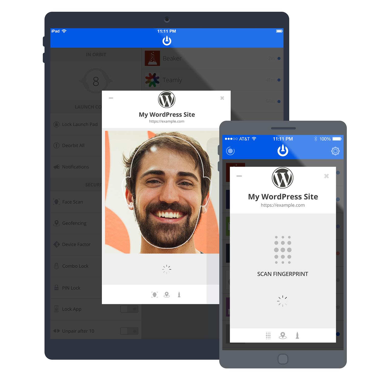 launchkey-wordpress-authentication-tablet-phone