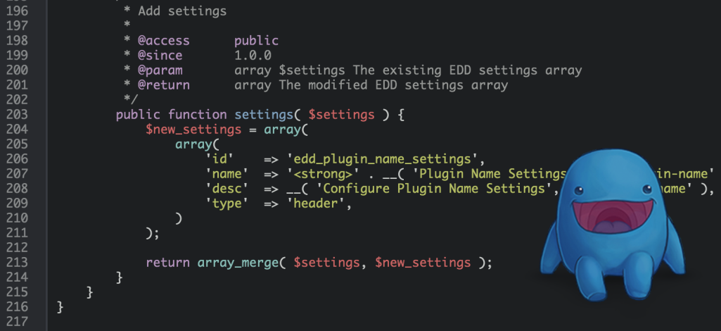 EDD Extension Boilerplate: A Quick Start to Creating Add-Ons for Easy Digital Downloads