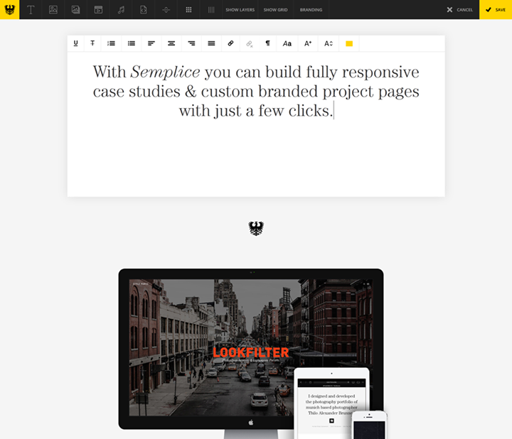 semplice-content-editor
