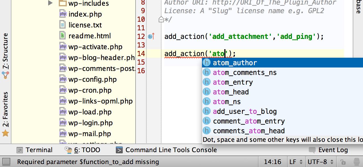 phpstorm-wp-feature