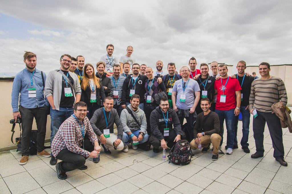 WordPress Communities of Serbia, Croatia, Slovenia, and Bosnia at WordCamp Europe 2014