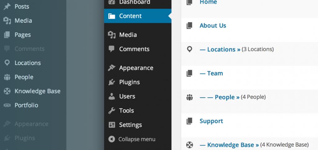 Hierarchy Plugin Enhances WordPress as a CMS