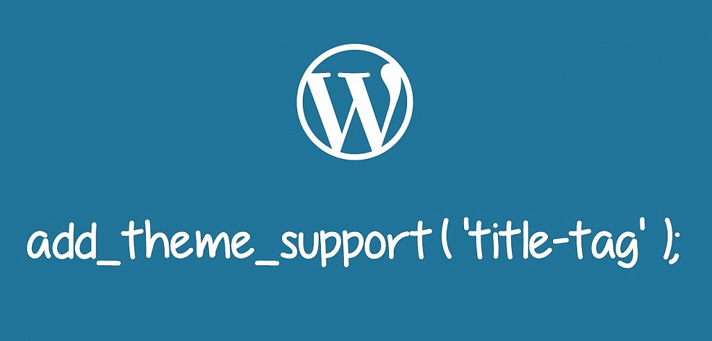 WordPress 4.1 to Introduce Theme Support for the Title Tag