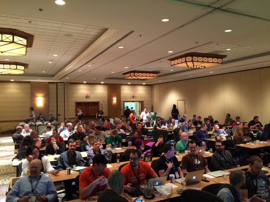 A Room Full of Knowledge Seekers