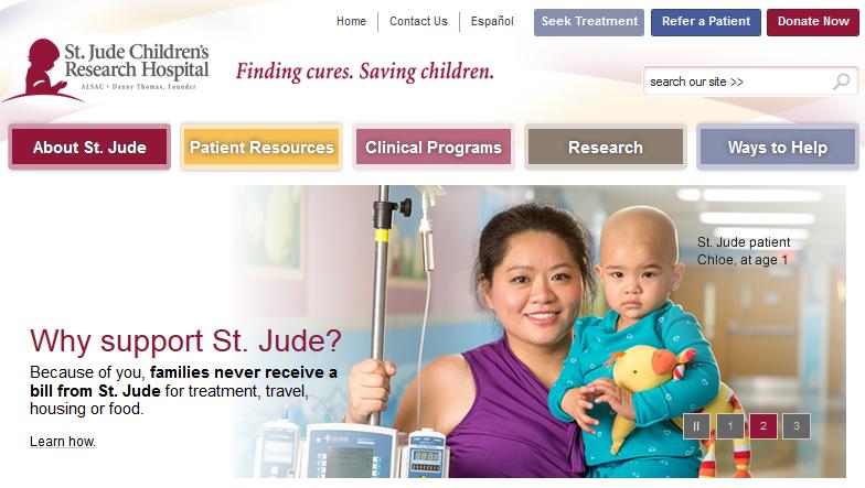 St Jude Childrens Hospital