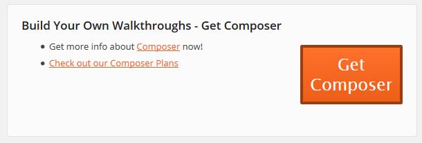Get Composer Information Box