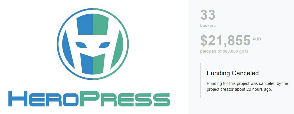 heropress-funding-canceled