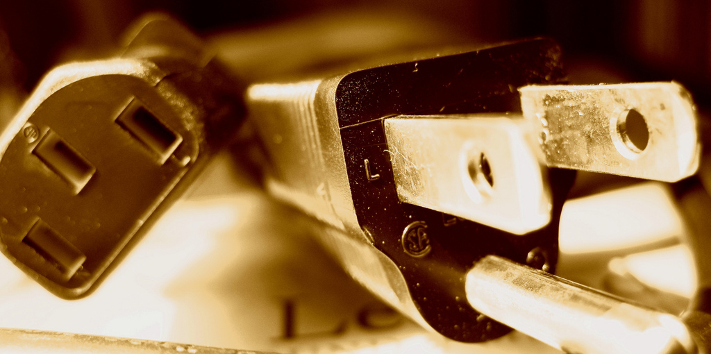 photo credit: Unplugged - (license)