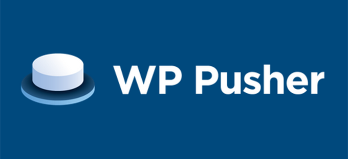 wp-pusher