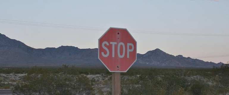 Stop Sign Featured Image