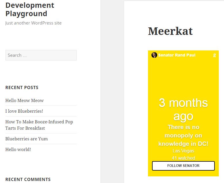 meerkat-wordpress-plugin-example