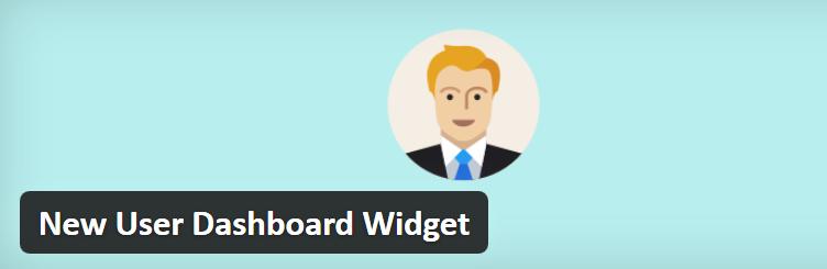 New User Registered Dashboard Widget
