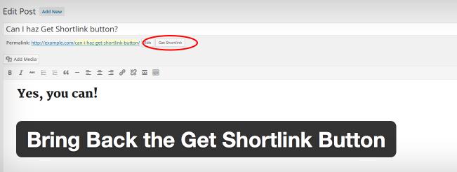 Bring Back Shortlink Featured Image