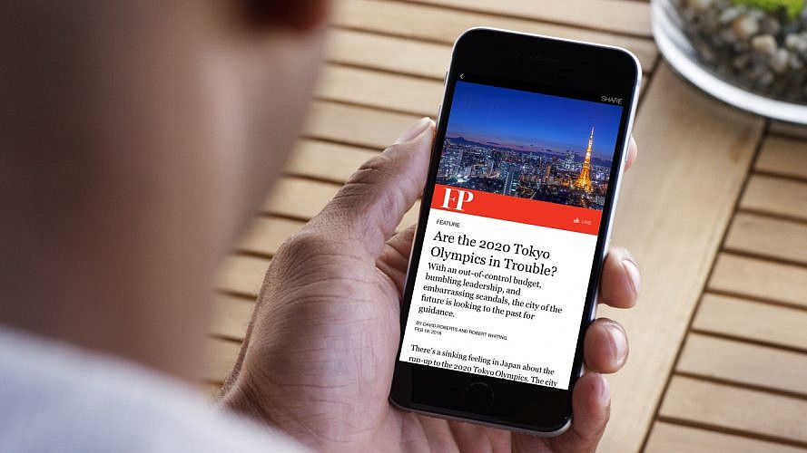 Automattic Releases WordPress Plugin for Facebook's Instant Articles
