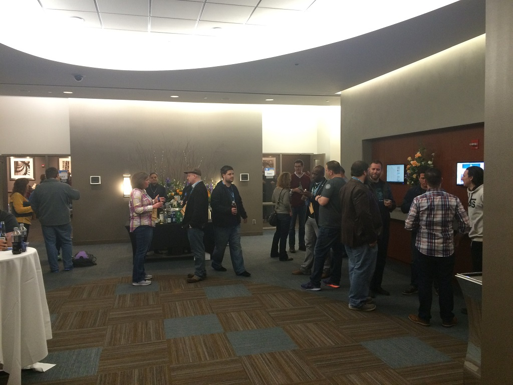 WordCamp Chicago 2016 After Party