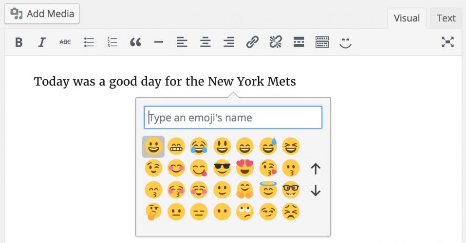 New Super Emoji Plus+ Plugin Adds an Elegant Emoji Picker to WordPress