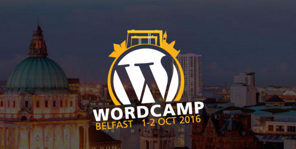 WordCamp Belfast Set for October 2016, Tickets Now on Sale