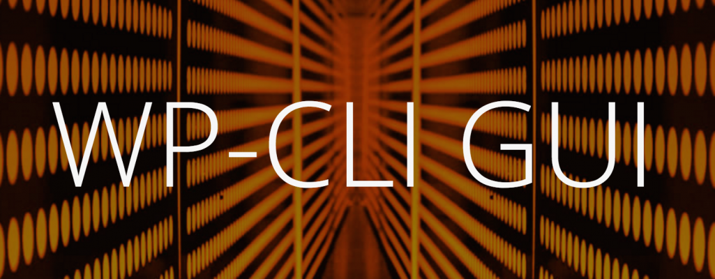WP-CLI GUI: An Interface to Speed Up WordPress Installation