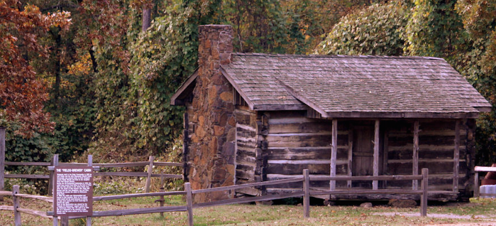 Cabin in the National Park