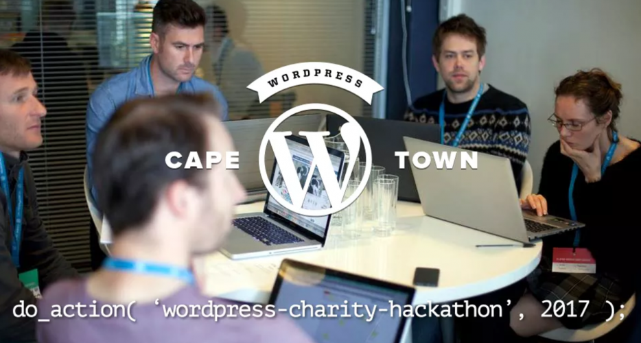 Cape Town to Host 4th Annual WordPress Charity Hackathon on July 15