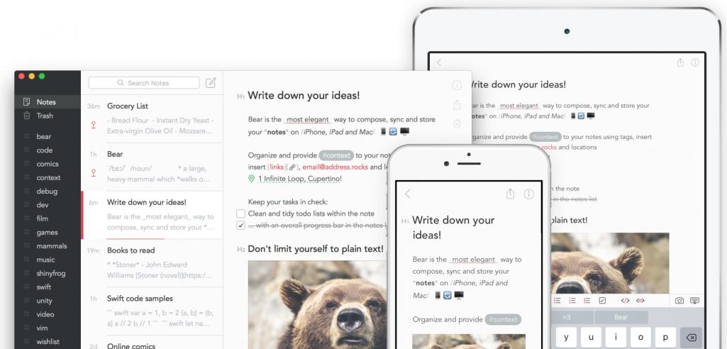 Bear App Users Want WordPress Publishing Integration