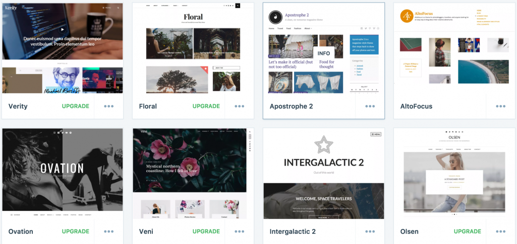 Jetpack Professional Plan Introduces Unlimited Access to 200+ Commercial Themes