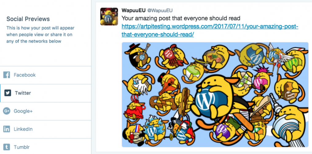 WordPress.com Introduces Scheduling for Social Media Posts