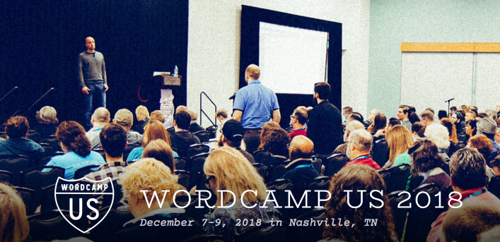 WordCamp US 2018 Featured Image