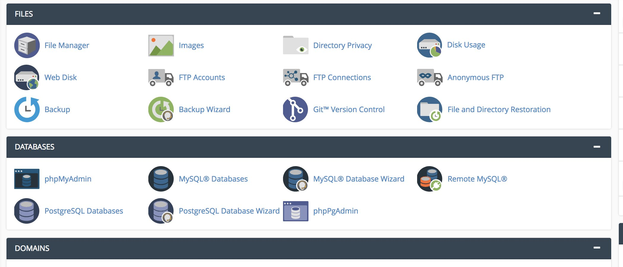New cPanel Dashboard Featured Image