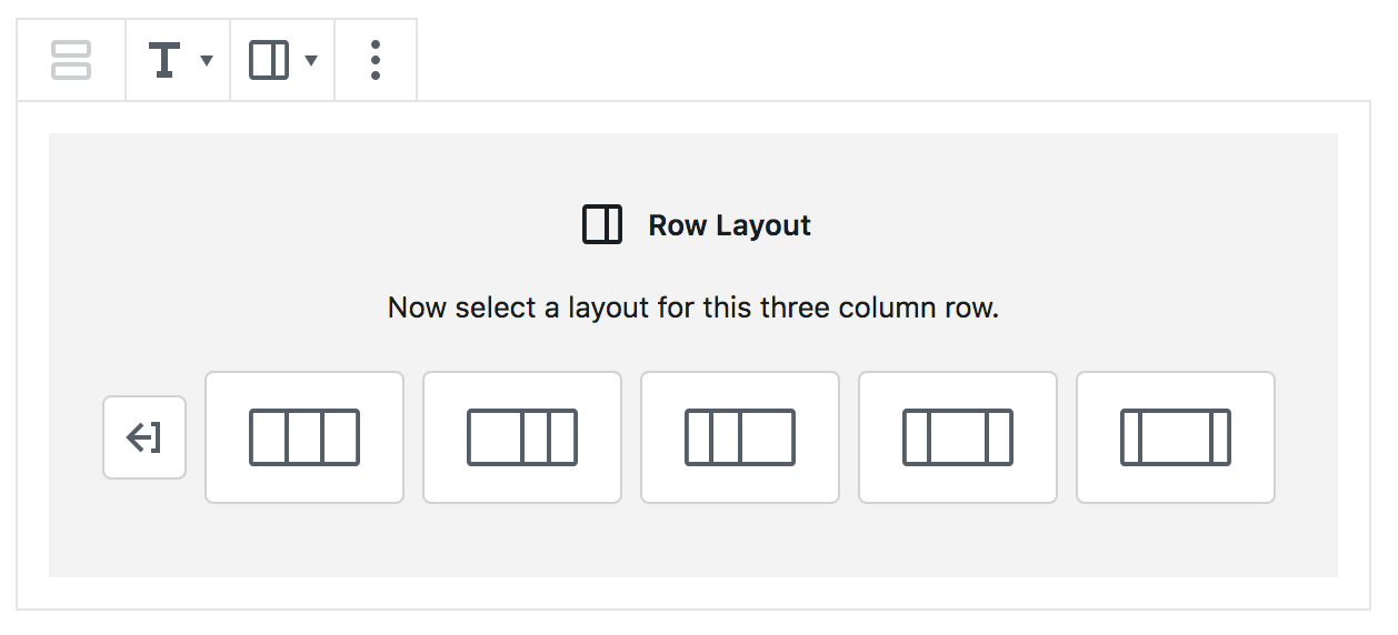 CoBlocks Adds Row and Columns Page Building Blocks for