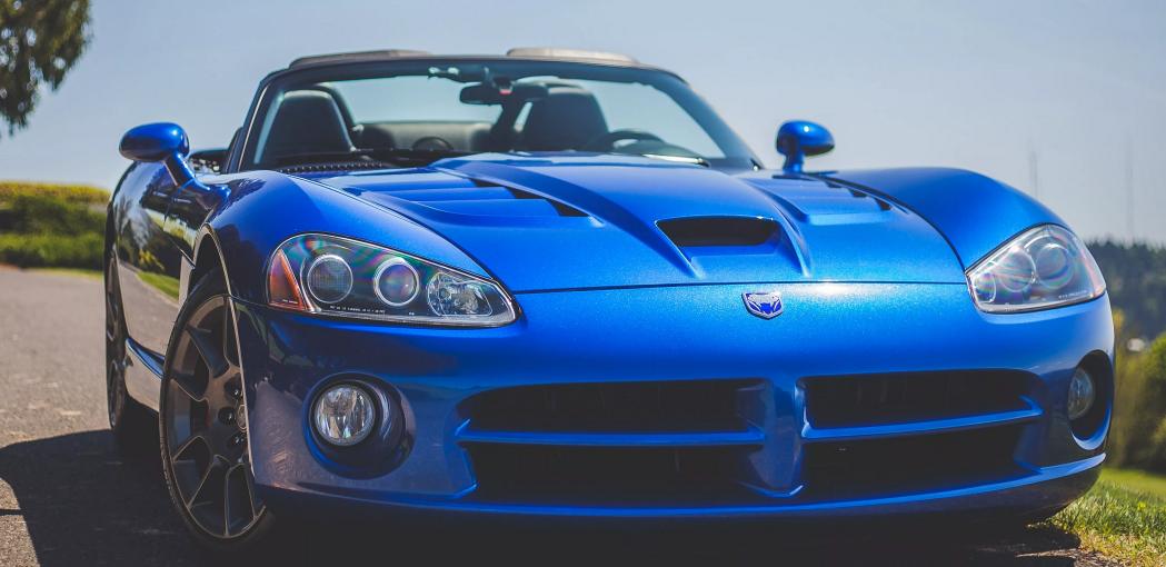 Viper007bond's Blue Viper