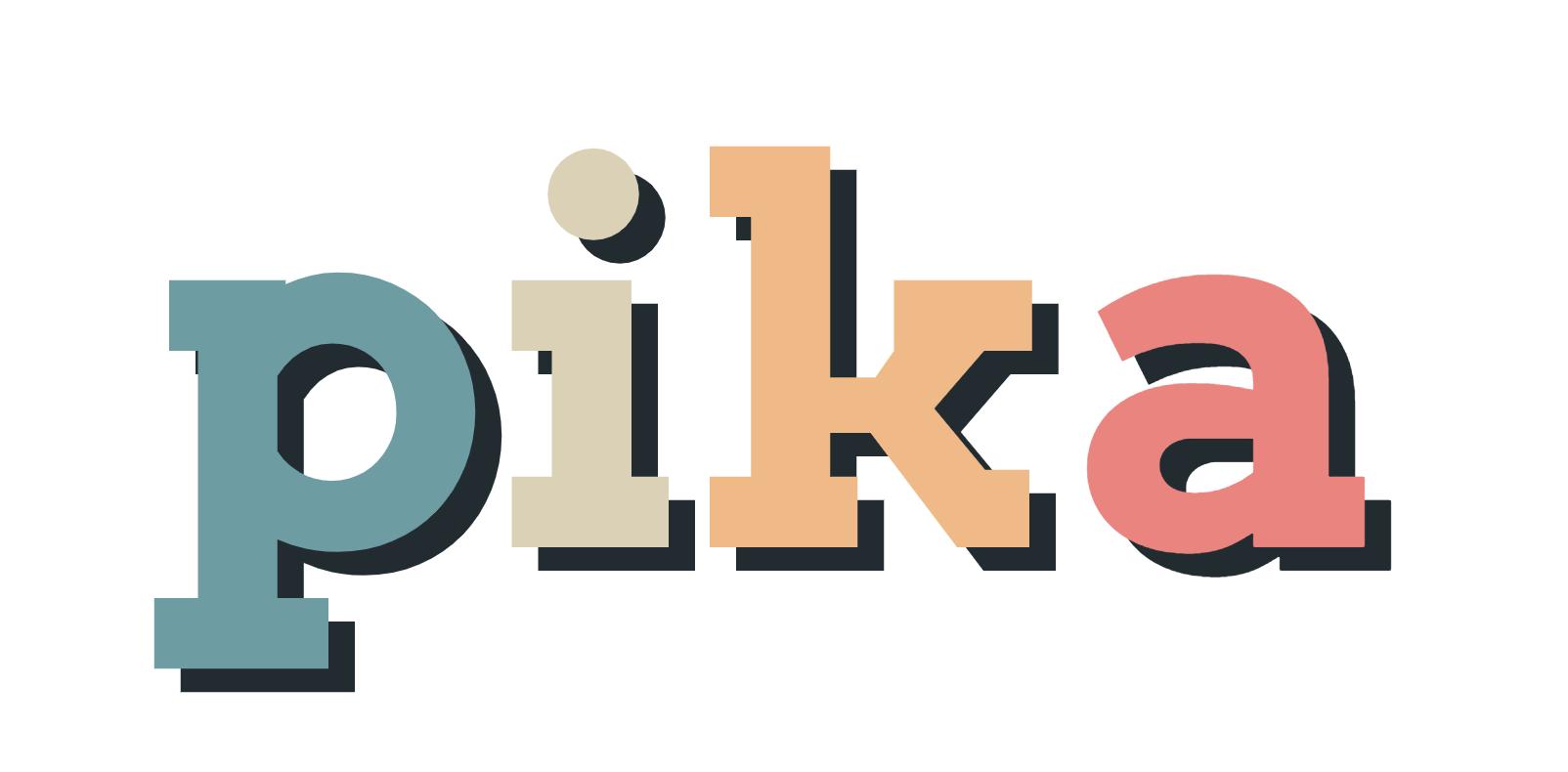 Pika CDN logo