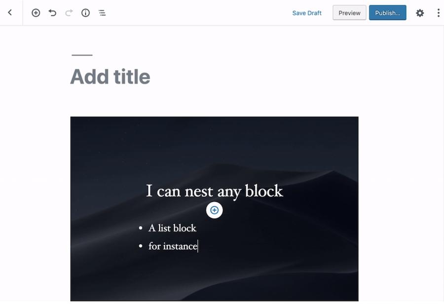 ", WordPress 5.3 ""Kirk"" Released, Brings New Default Theme, Editor Improvements, and UI Tweaks – WordPress Tavern, Rojak WP"