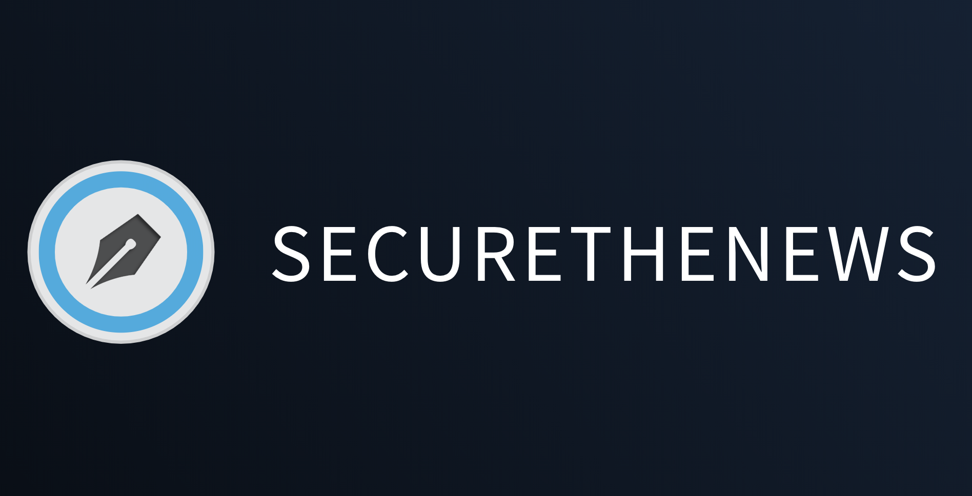 Secure the News logo
