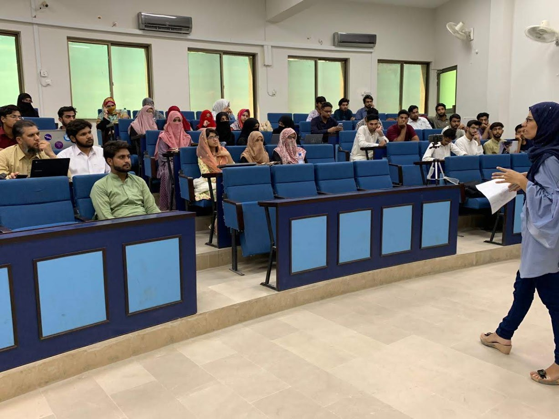 meetup1 New Attock WordPress Meetup Empowers Pakistani Women Freelancers and Business Owners – WordPress Tavern