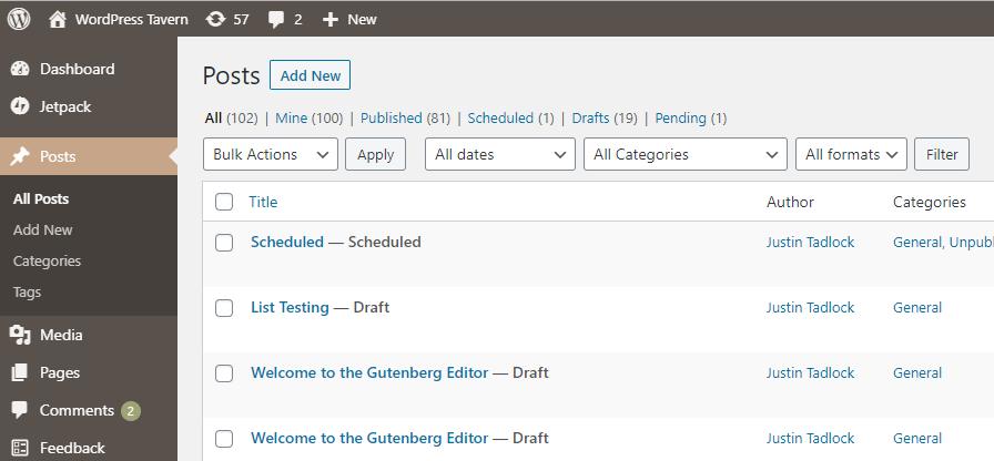 alt-color-scheme WordPress 5.3.1 Includes Security and Bug Fixes, Accessibility Enhancements, and Twenty Twenty Changes design tips  News WordPress